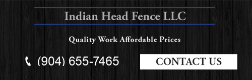 fence contractor jacksonville fl